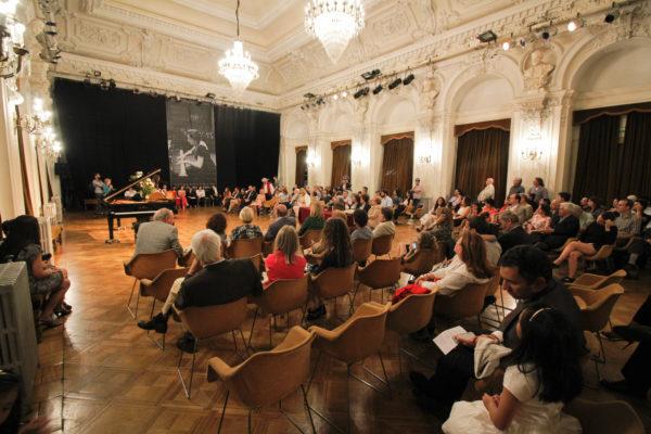 Sala Arrau, Teatro Municipal